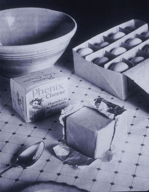 Margaret Watkins - Study for Phenix Cheese